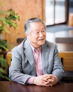 代表取締役会長 寺川 勲雄