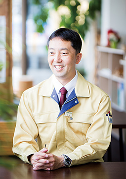 代表取締役社長 谷本 憲介